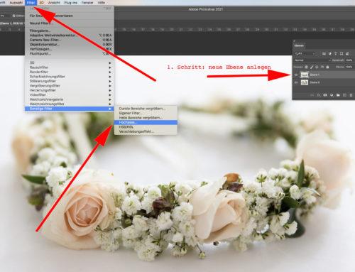 Die häufigsten 5 Fehler bei der Bildbearbeitung und wie man sie vermeidet.